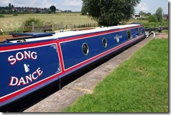 Caldon Canal: Into the Sunshine