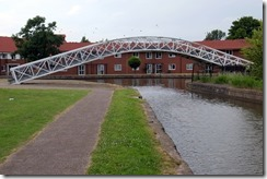Etruria Bridge and Winding Hole