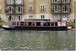 A Morris Dancing boat?