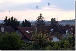 Ballons over Bath
