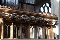 Angel Band, Bath Abbey