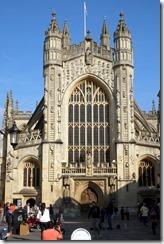 West Entrance, Bath Abbey