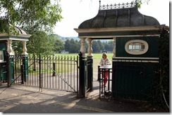 Croquet Club Turnstile