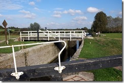 Hungerford Marsh Lock