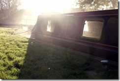 Autumn morning: Higg's Lock
