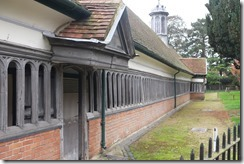 Alms Houses, St. Helens, Abingdon