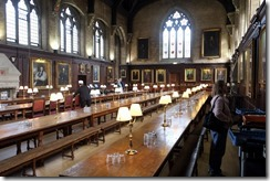 Balliol Dining Hall