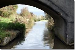 Getting close: Oxford Canal north of Banbury