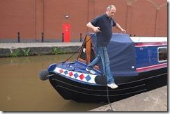 And it floats... hooray!