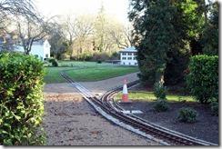 Henley Court model railway