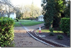 Henley Court model railway