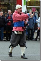 Morris Dancing forbidden