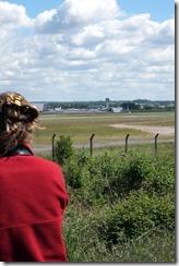 Plane-spotter Fran