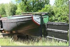 Wey Barge: Dapdune