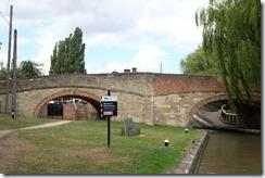 Stoke Bruerne - Double Locks