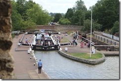 Stoke Bruerne Top Lock