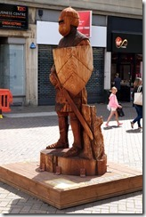 Wooden Knight