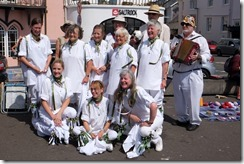Jackstraws Morris from near Farnham