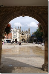 Peterborough Market Square