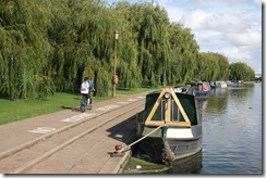Peterborough Town Key and Embankment