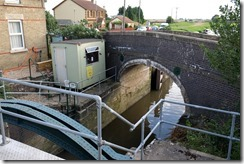 Salter's Lode Lock/Sluice