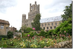 Cathedral Rose Garden