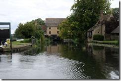 Water Newton Lock & Mill