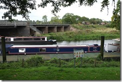 Wansford Station Mooring