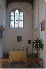 York Chapel, Fotheringhay Church