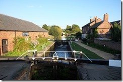 Braunston Bottom Lock