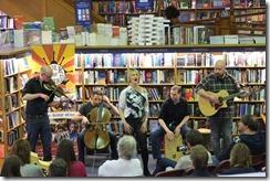 Music in Blackwell's Norrington Room