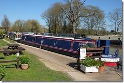 Thrupp Canal Cruising Club