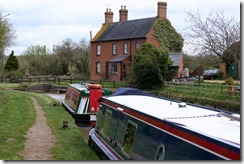 waiting for Napton Top Lock