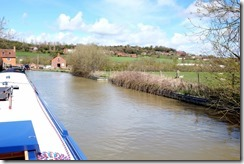 Above Napton Bottom Lock