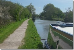 Hatton Locks: lunch stop