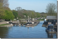 Hatton Locks & Maintenance Wharf