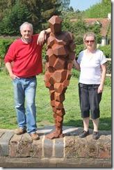 Lowsonford Land Statue