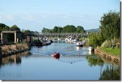River Avon, Tewkesbury Marina