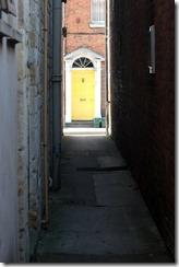 Tewkesbury Doorway