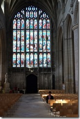 Gloucester Cathedral - West Window