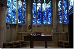 Gloucester Cathedral - SIde Chapel