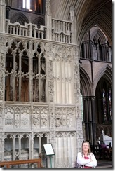 Worcester Cathedral: Prince Arthur's Tomb