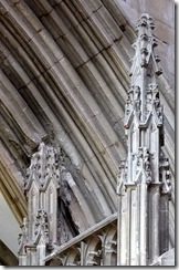 Worcester Cathedral: Bodge Job
