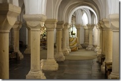 Worcester Cathedral: Crypt