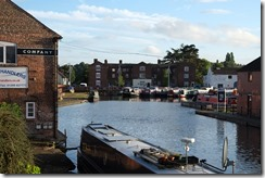 Stourport Upper Basin