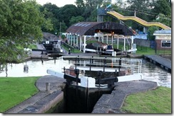 Stourport Narrow Locks