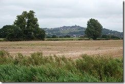 Mow Cop from Macclesfield Canal