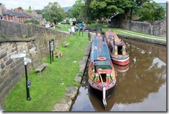 Hazel: Marple Top Lock/Junction