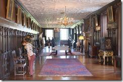 Lyme Park Long Gallery