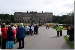 Lyme Park Fire Drill